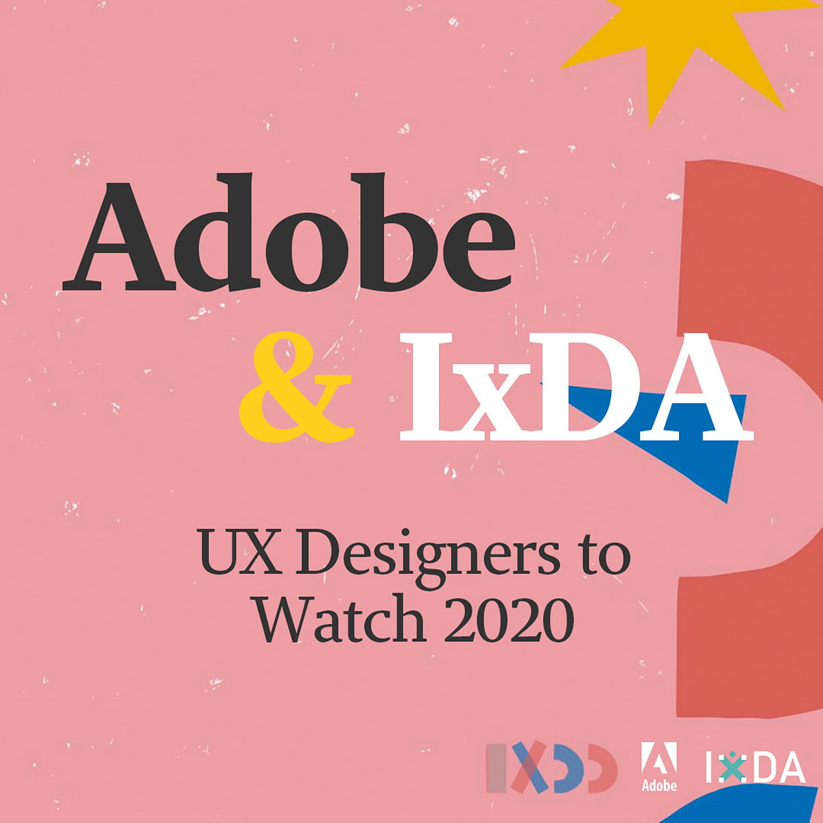 Adobe Announces UX Designers to Watch List 2020