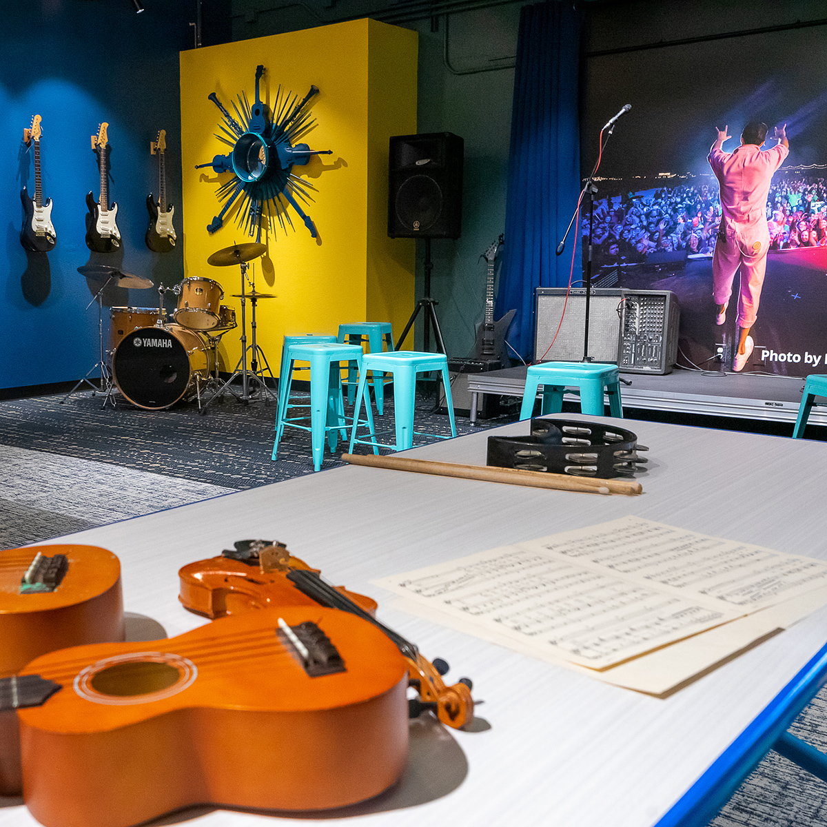 MBH Architects Completes Jason Mraz Music Studio for ARTS