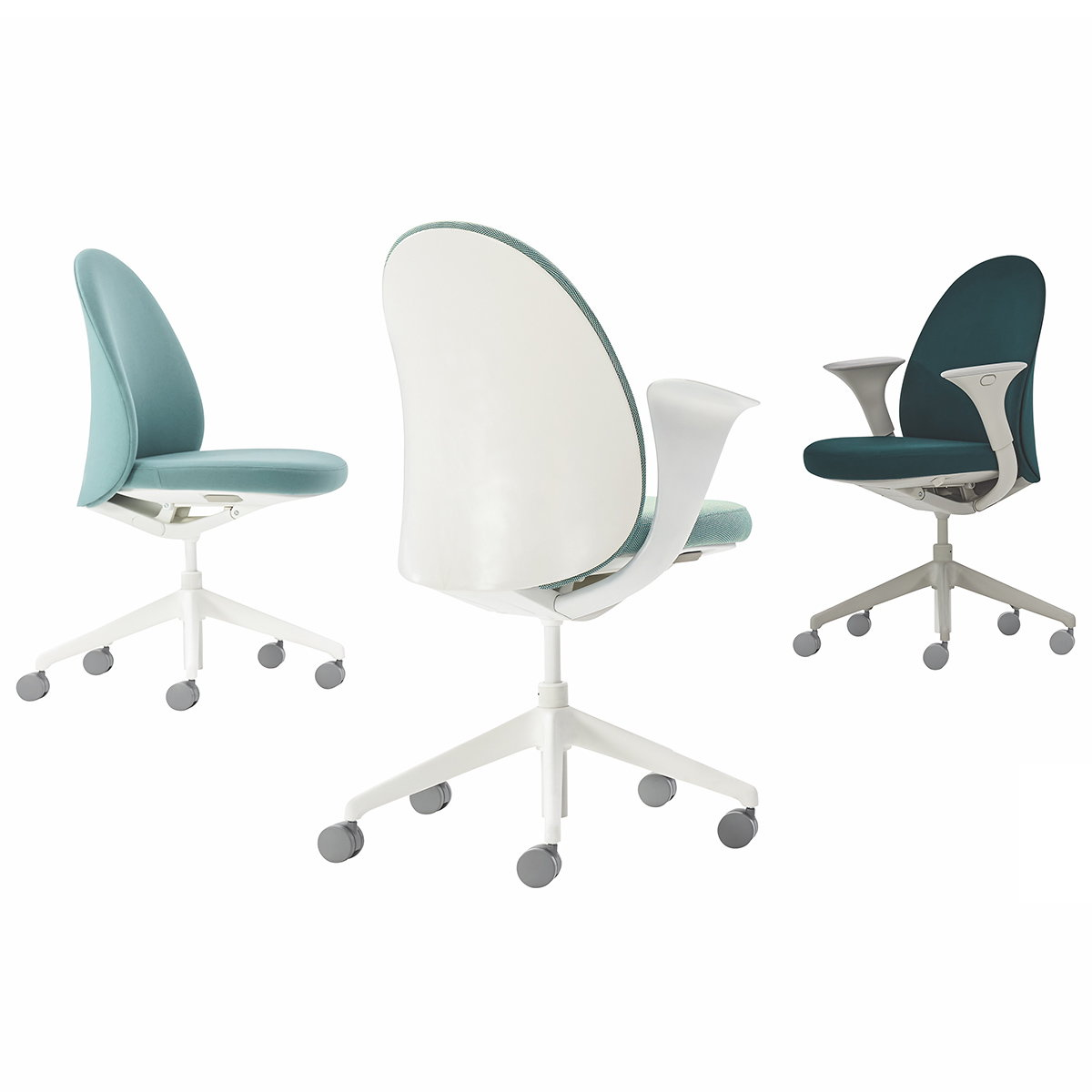 Teknion Launches Essa Light Task Chair by PearsonLloyd
