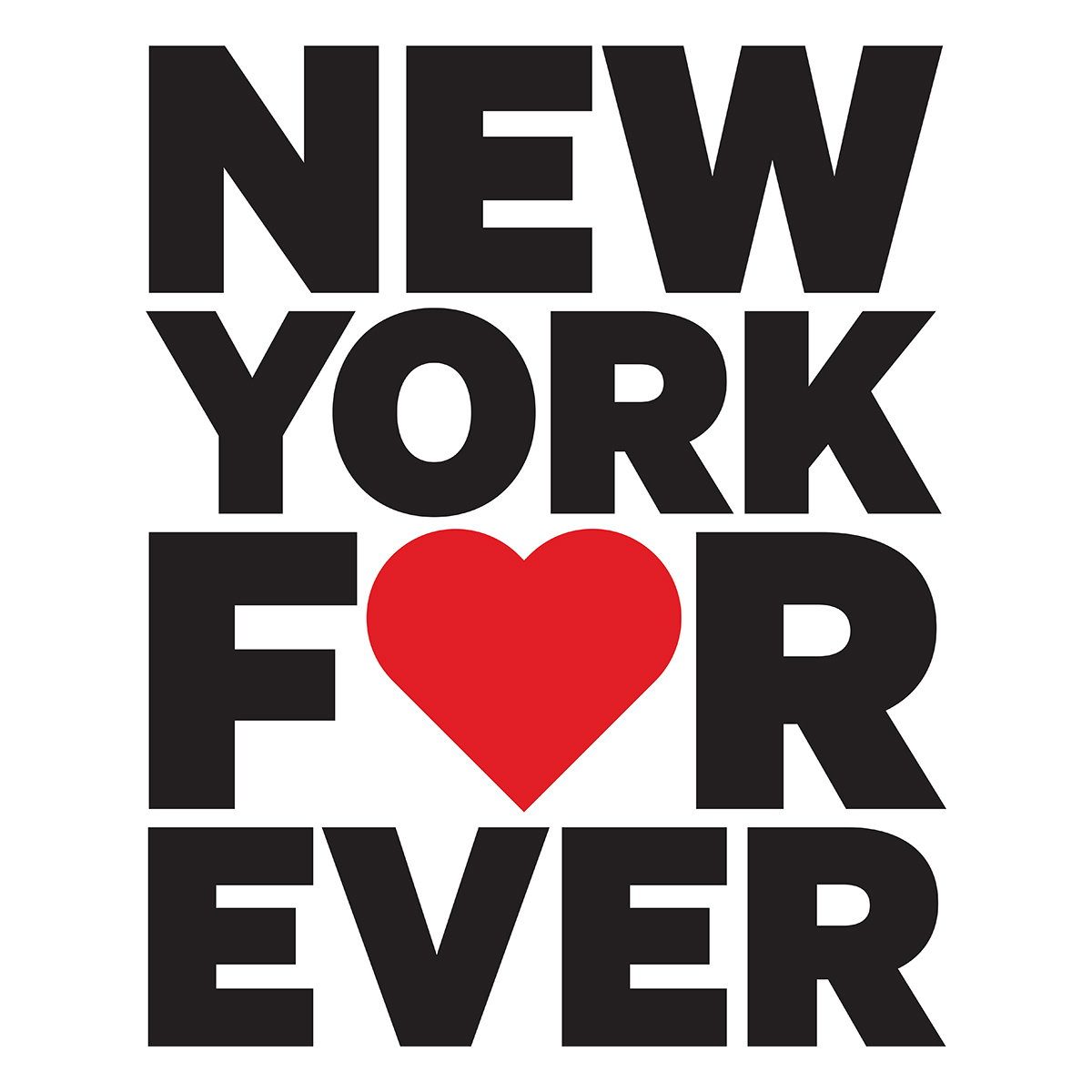 NYCxDESIGN Launches Uplifting Citywide Poster Campaign - An Ode To NYC