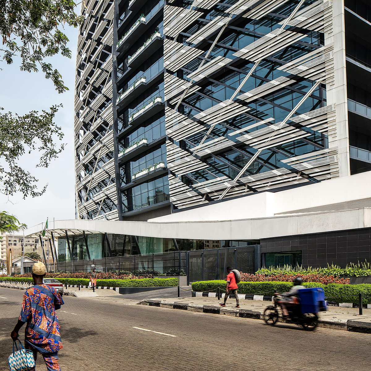 SAOTA Designs 15 Story High Rise Building in Lagos