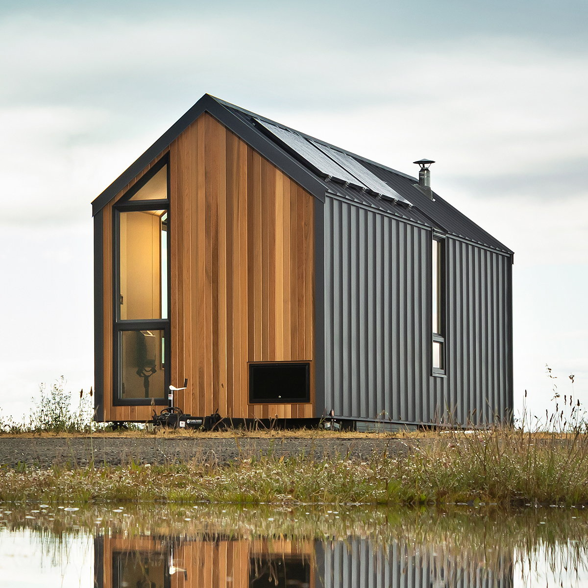 Modern Shed Unveils 'Dwelling on Wheels'