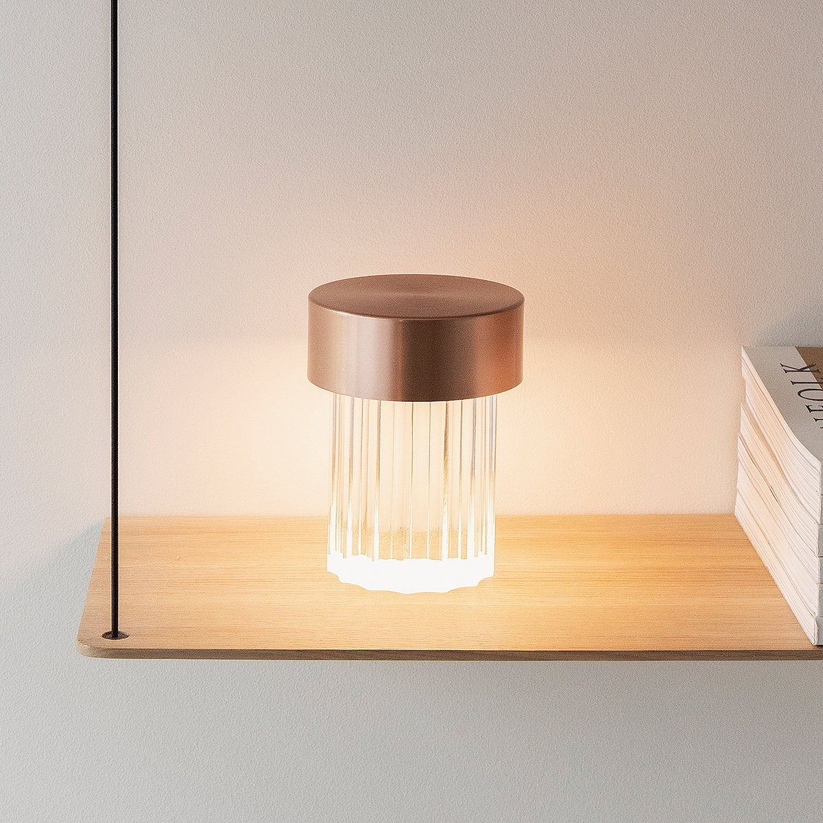 Flos Launches Portable 'Last Order' Lamp