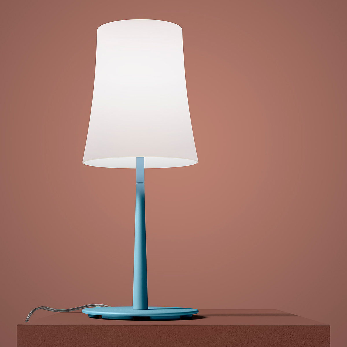 Foscarini Launches Table Lamps Inspired by Birds