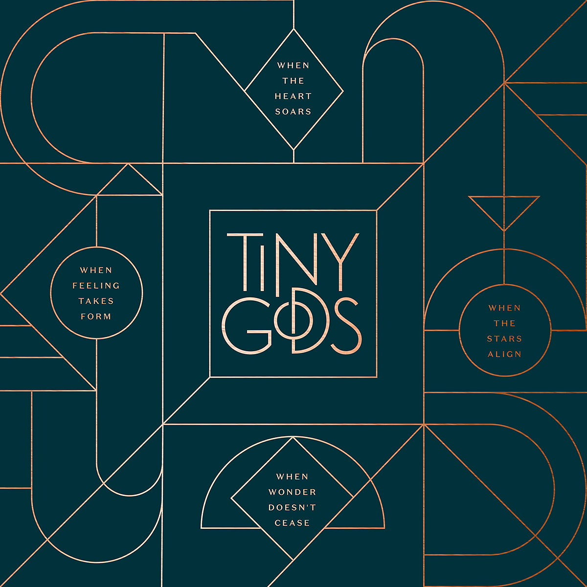 Mucca Designs Branding for Tiny Gods