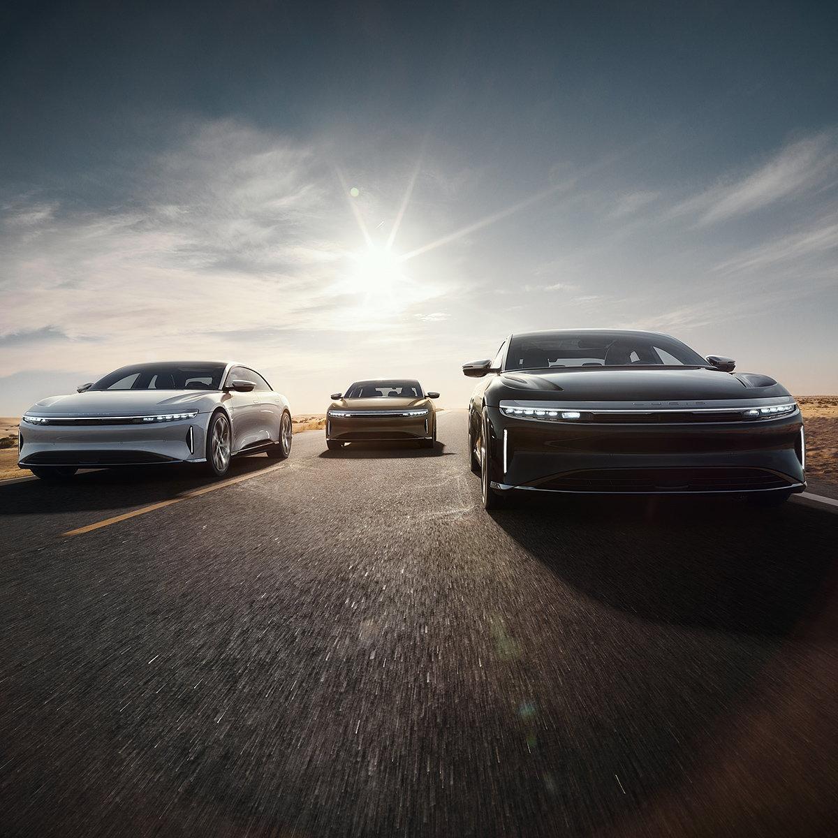 Good Design Award Names Lucid Air 'Best Car Design for 2020'