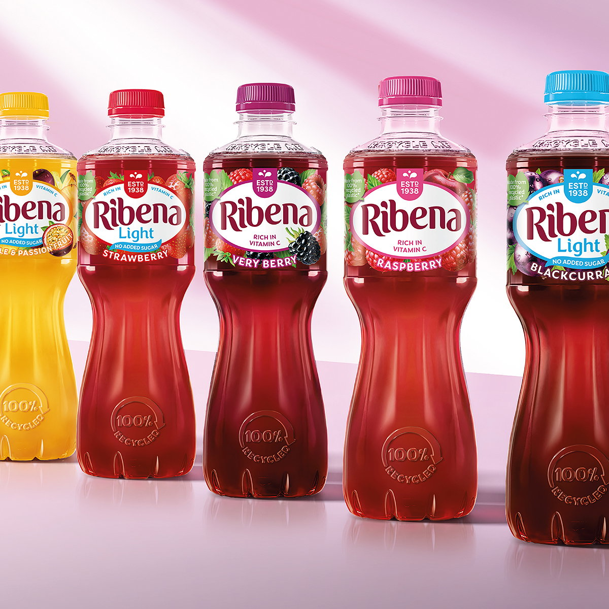 Seymourpowell Completes Extensive Brand and Packaging Renovation for Ribena