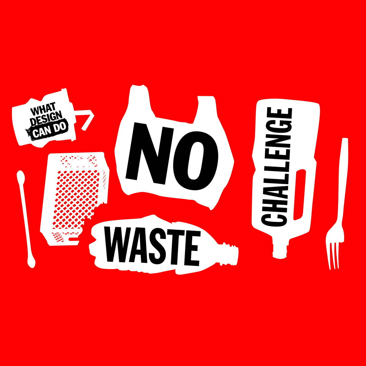What Design Can Do Launches No Waste Challenge