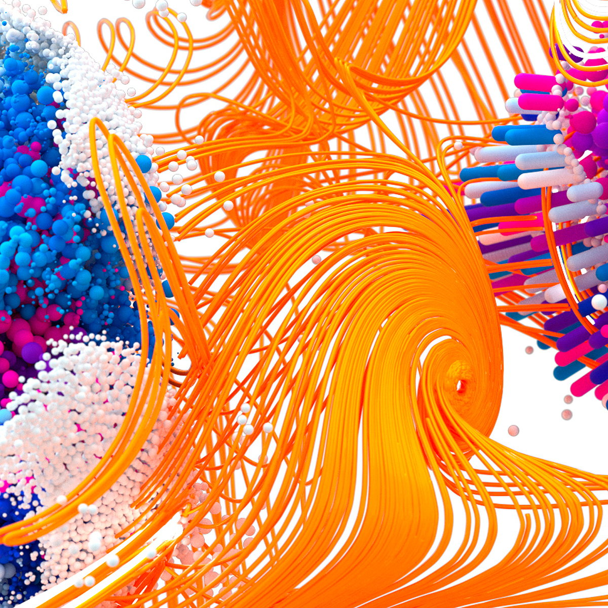 We Launch Brings GSK's Pioneering Work to Life with Data-driven Artwork