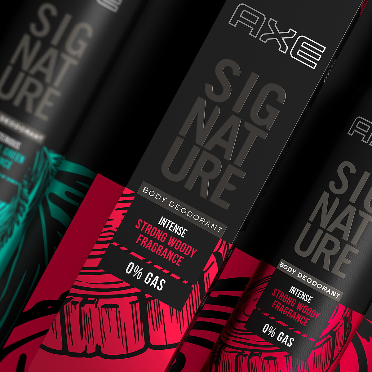 PB Creative Delivers Dynamic Update for Axe in India