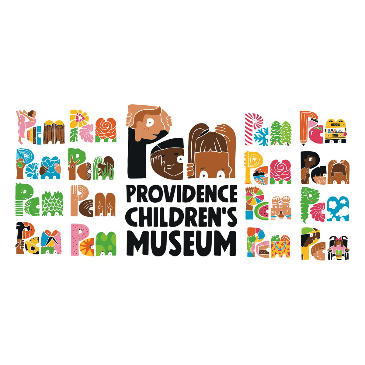 Nail Designs New Brand Identity for Providence Children's Museum