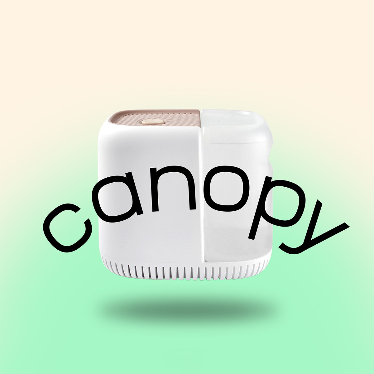 SMAKK Creates Identity for Canopy Humidifier