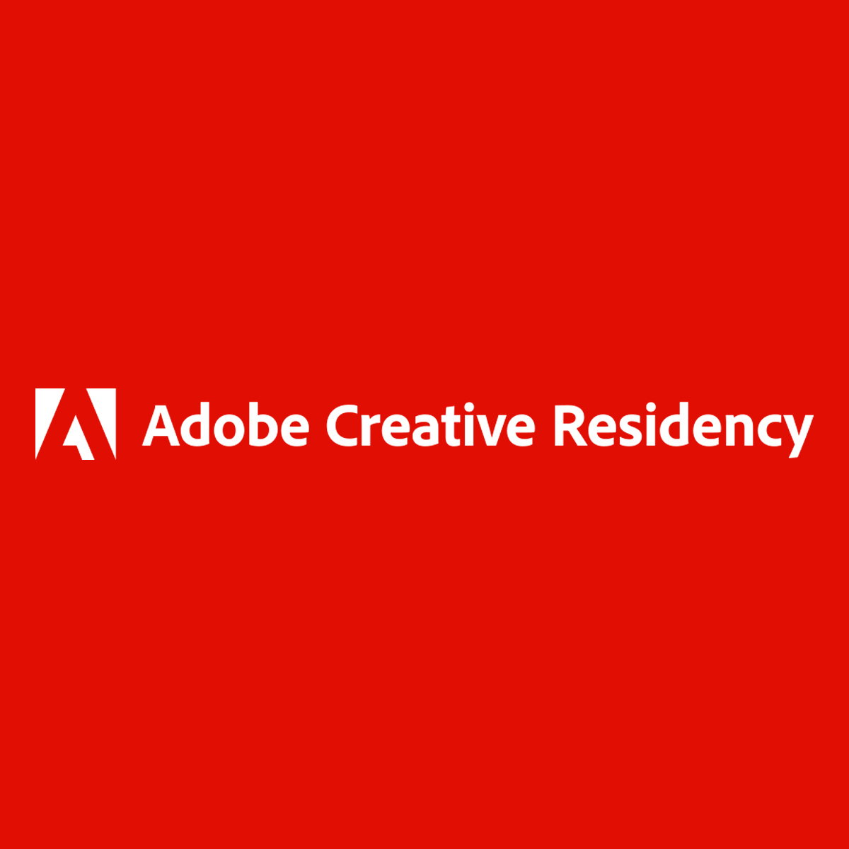 Adobe Creative Residency Applications Open for Next Class of Creatives