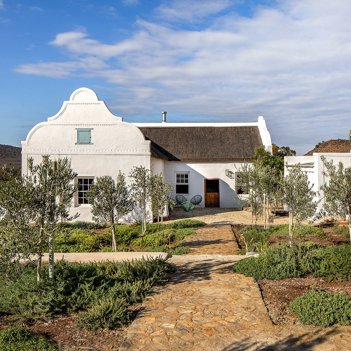Jaco Booyens and SAOTA Restore Buffelsdrift Farm