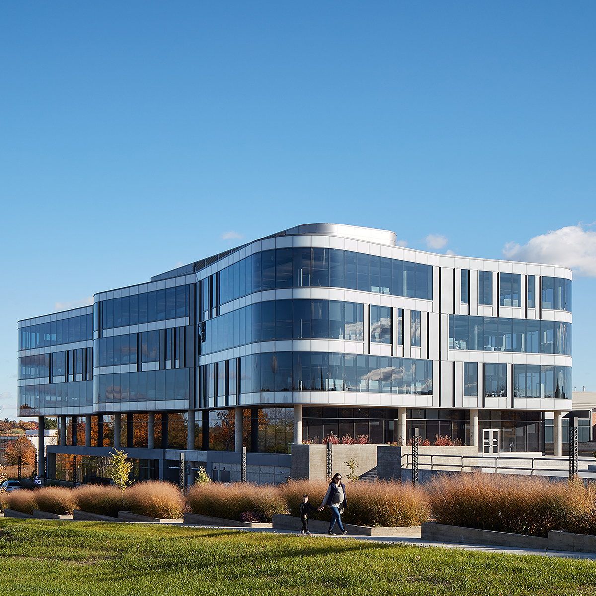 Valerio Dewalt Train Completes Innovation One at University Research Park