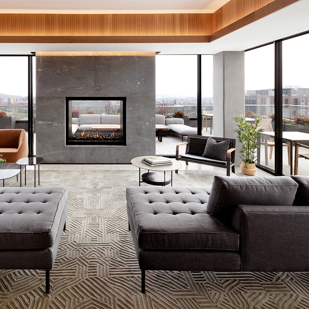 Mason Studio Brings Boutique Hotel Design into Residential Rental Market with DC Project