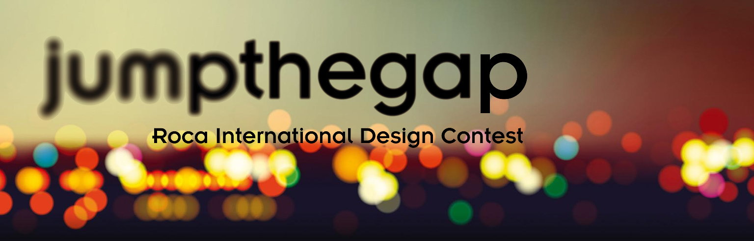 Jumpthegap roca international design contest 2017 for International decor 2017
