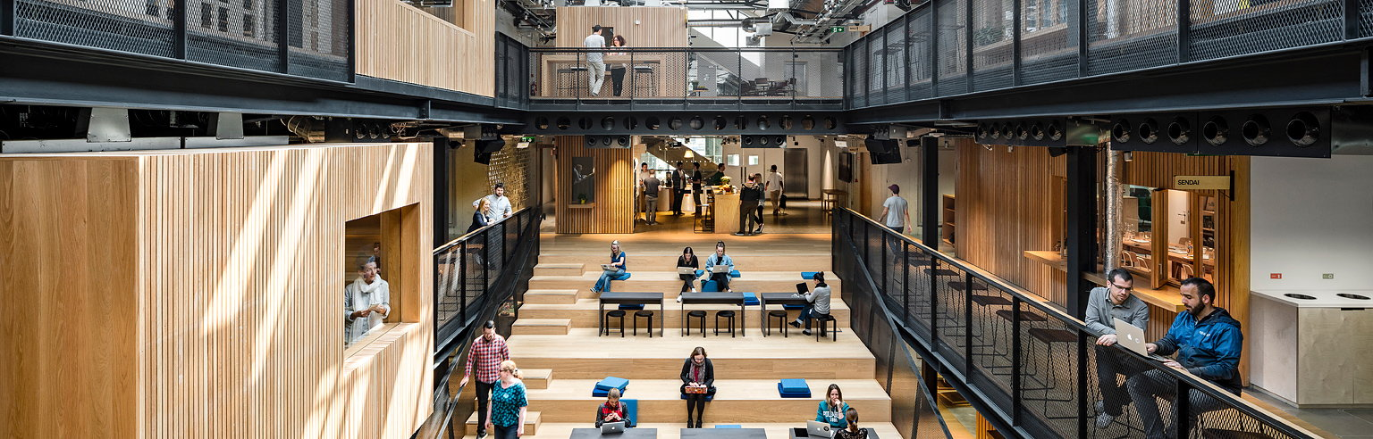 airbnb office. Airbnb Office A