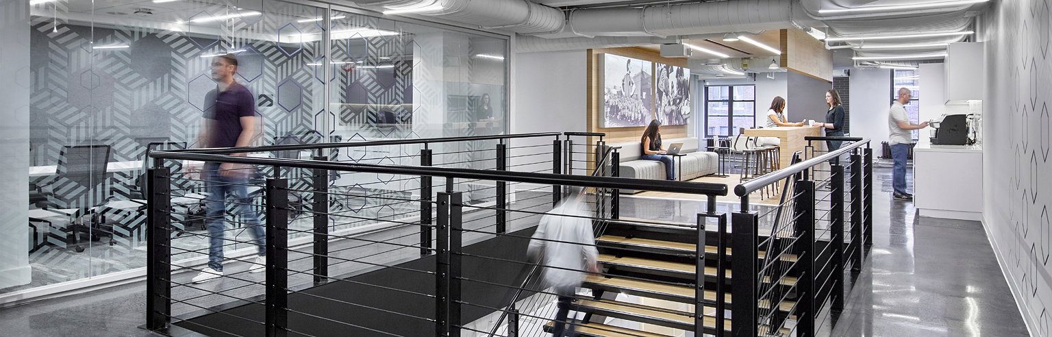 Ted Moudis Associatesu0027 Foot Locker Project Awarded CoreNet NYC 2017 Commercial  Interior Project Of The Year