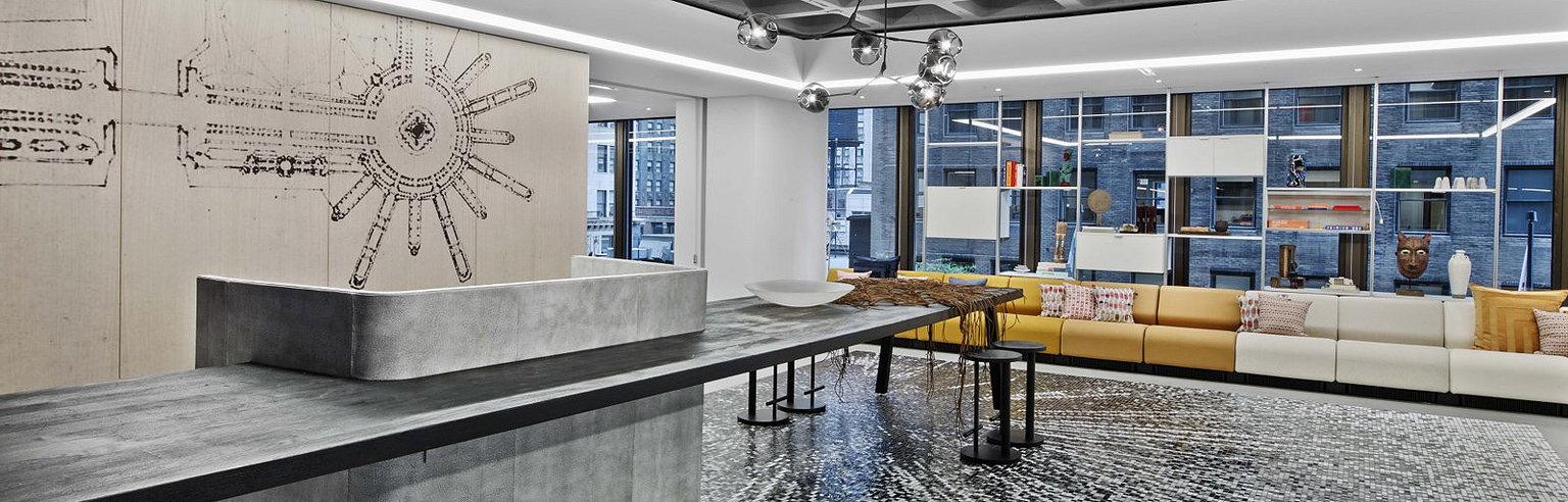 Contract Magazine Names International Interior Design Association  Headquarters U0027Best Small Officeu0027
