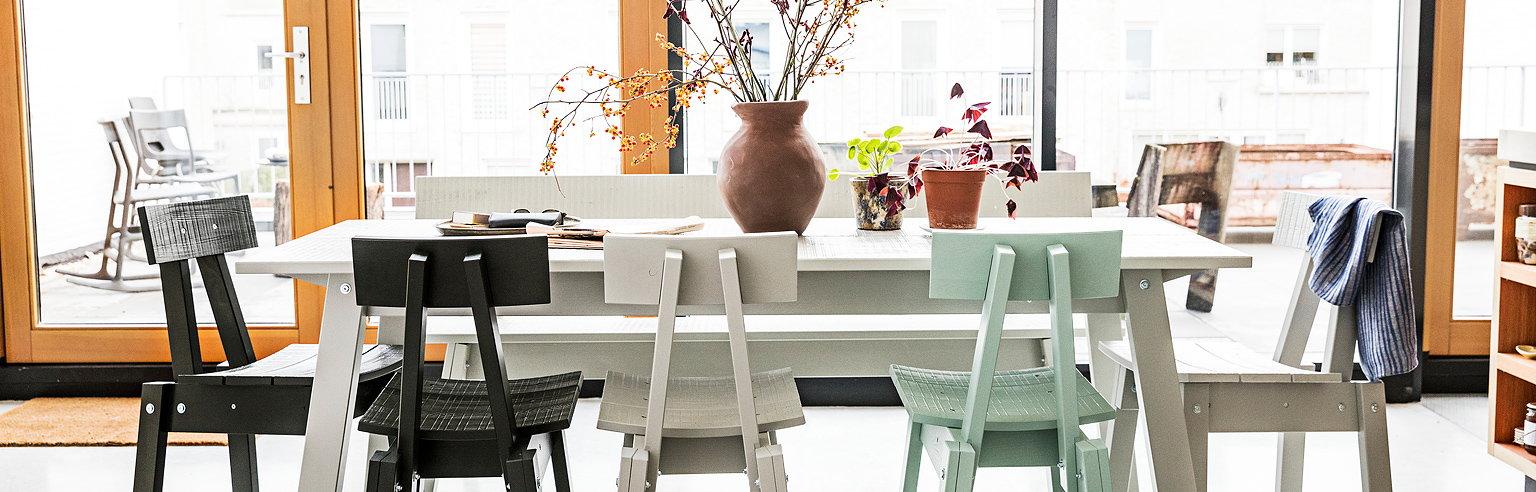 Ikea x piet hein eek industriell collection for Ikea industriel