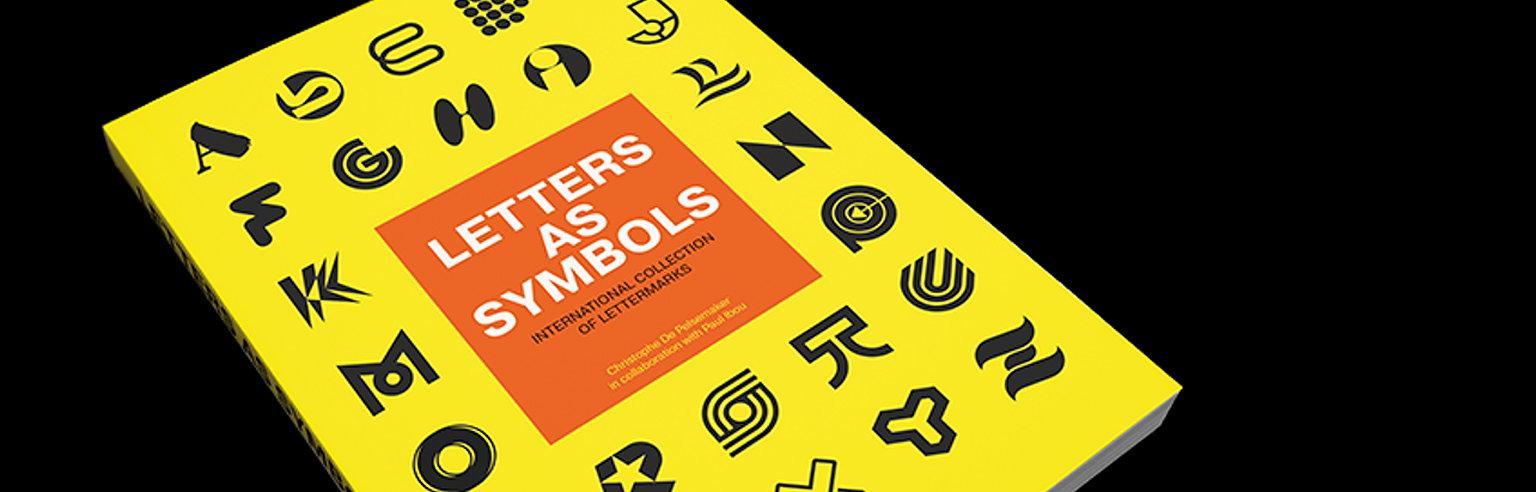 Letters As Symbols Paul Ibous Unseen Logo Archive